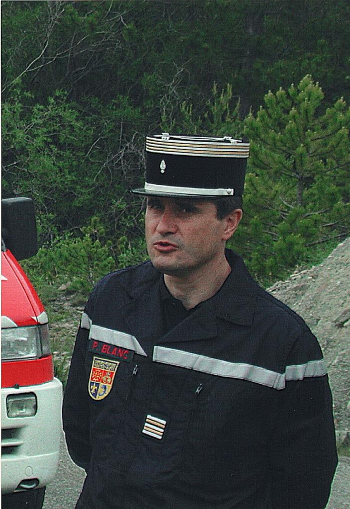 Colonel Patrice Blanc